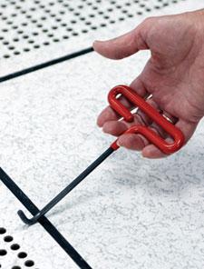 Raised Floor Panel Lifter Powerfloor Raised Floor Systems